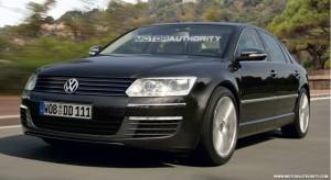 Phaeton: Audi in a Volkswagen Skin