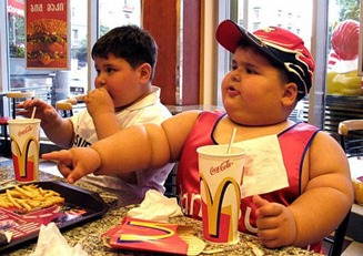 Burger Fat Kid