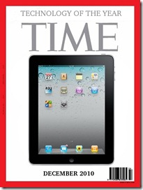 Time Magazin's Technology and Person of the Year: the iZuck